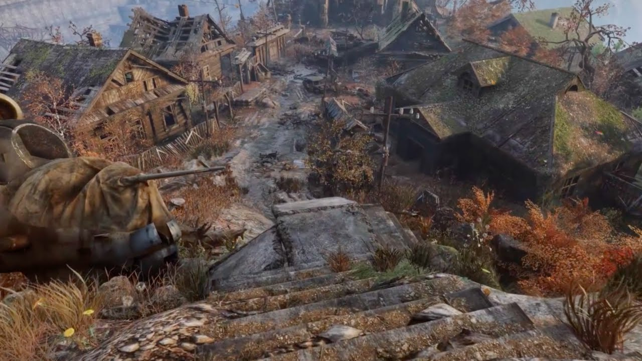 Metro Exodus Official GDC 2018 Tech Demo Trailer
