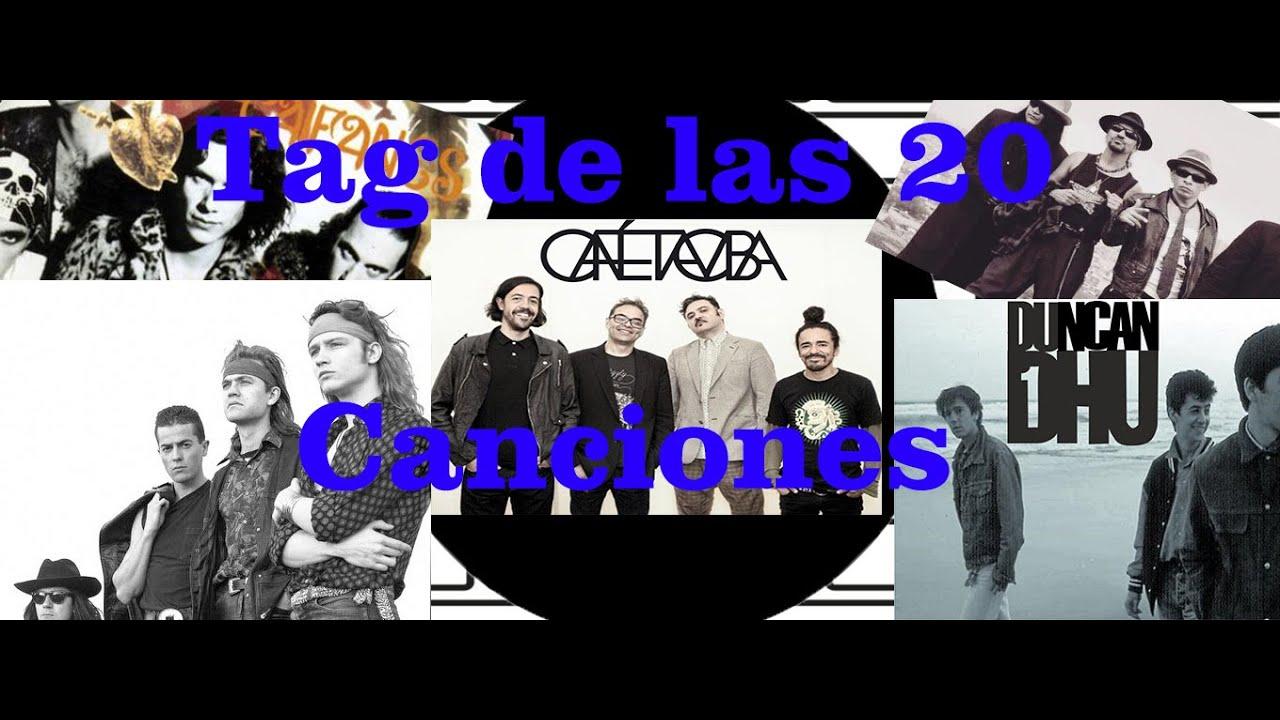 Download Tag de las 20 Canciones Edicion Rock lml