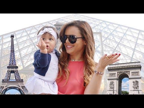 12 HORAS EM PARIS COM O BEBÊ | RÊ ANDRADE