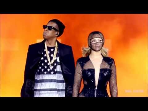 "Beyoncé""ftJay ZUpgrade U LiveOTR Tour"