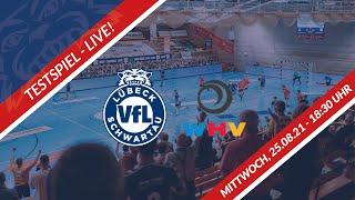 LIVE: VfL Lübeck-Schwartau vs. Wilhelmshavener HV