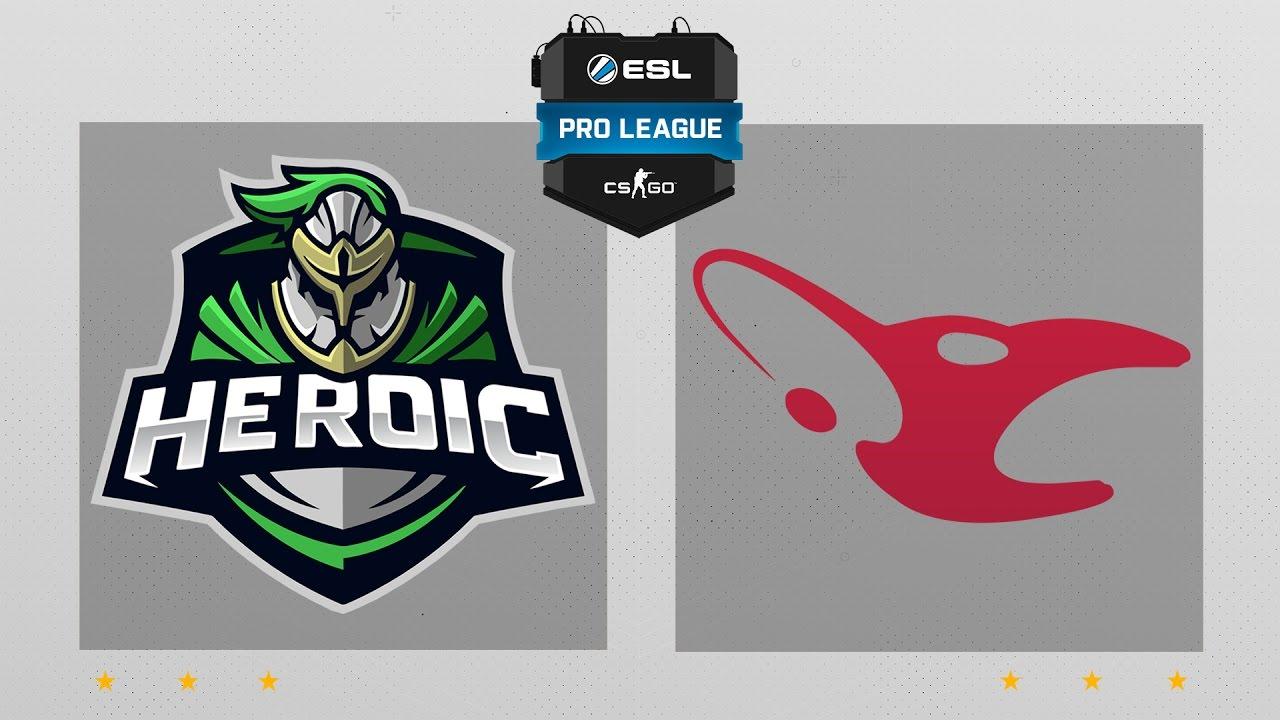 esl pro league counter strike