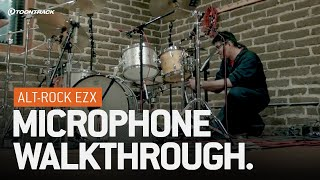 Alt-Rock EZX: Microphone walkthrough with Steve Albini
