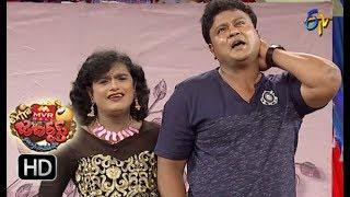 Bullet Bhaskar, Sunami SudhakarPerformance | Extra Jabardasth |  17th August 2018 | ETV  Telugu