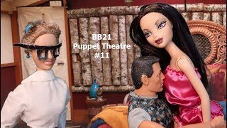Big Brother 21 Puppet Theatre #11