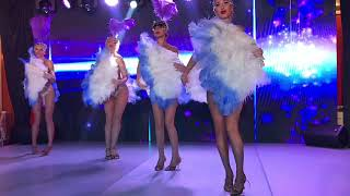 SHOW BALLET MAGMA || Bellagio Casino || Dance with Fans