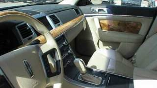2011 Lincoln MKS 3.7 FWD Start Up, Exterior/ Interior Tour