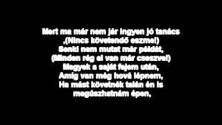 The grenma: Enyém az utolsó szó lyrics