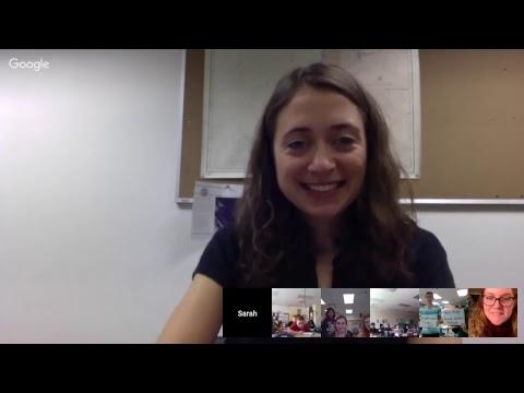 Sarah Seabrook | Oceanographer