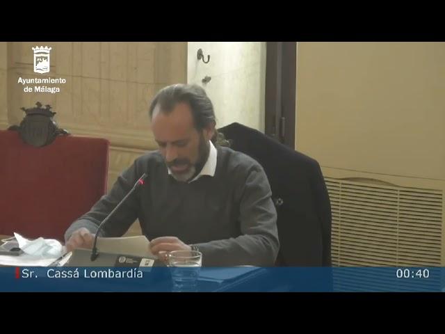 Cassá respalda el proyecto del PP para Cortijo de Torres