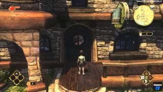 Fable Anniversary Xbox 360 видео обзор, первые 30 мин игры