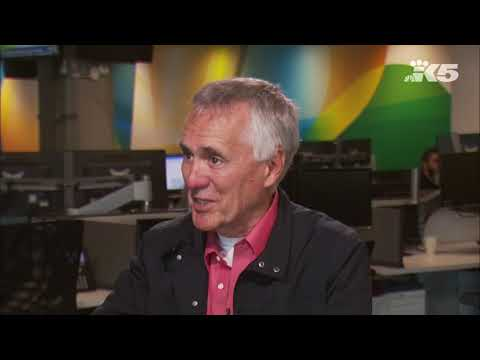 Extended interview with former KING 5 anchor Don Porter on 1979 eclipse