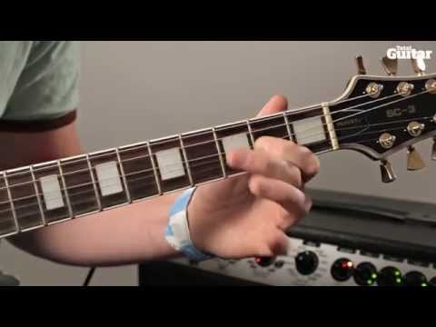 Weekend Riff: How to play Michael Jackson - Beat It (main riff)