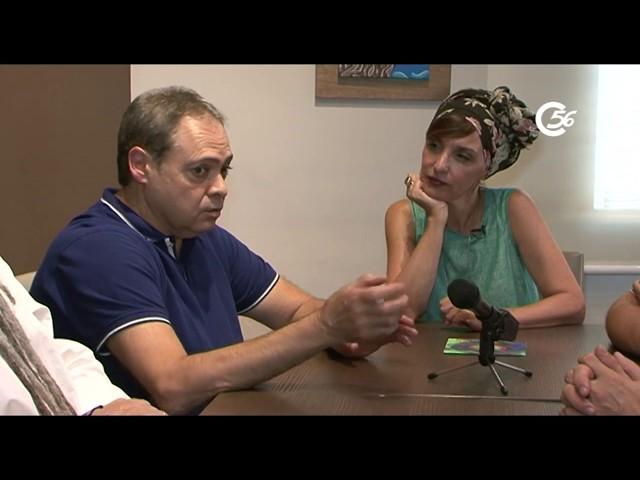 MARIOLA NOS ENTREVISTA HOMENATGE A CARLES SANTOS