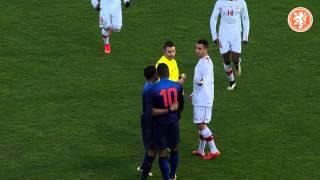 Highlights Onder 19, Zwitserland   Nederland Eliteronde, 31 03 2015