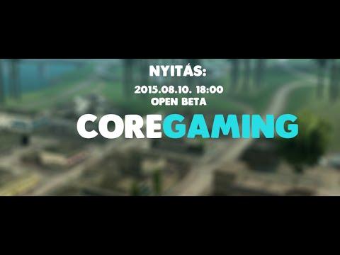 Magyar MTA RP szerverek - S02E08 | Core Gaming w/ Bob,Atti,Trevor