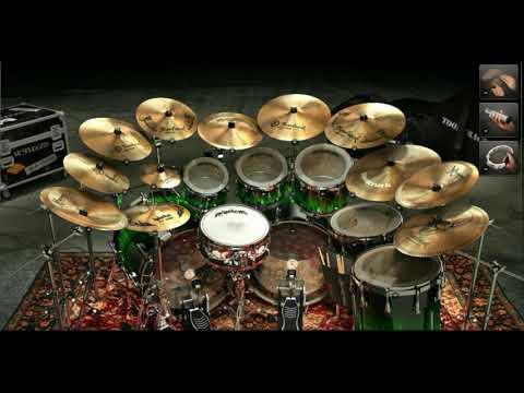 Meshuggah - Bleed (Drums Only)