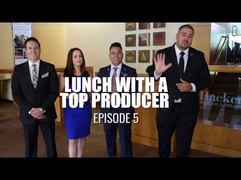 Lunch With A Top Producer Episode 5 Trailer