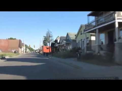 SOUTHWEST DETROIT LATINO GHETTO / GANG AREAS