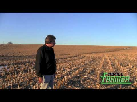 No-Till Saves Moisture On Dry, Rolling Fields