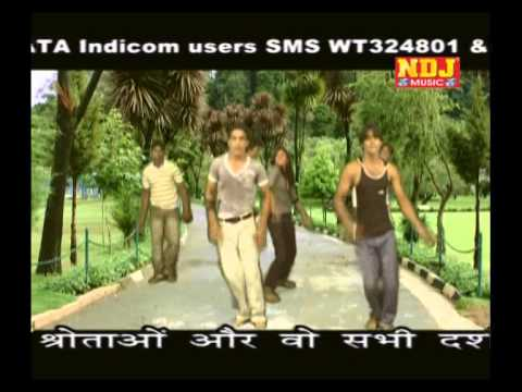 नया हरियाणवी वीडियो सांग - Tu Meri Jaan Se Chori - Krishna Chauhan,Isha Khanna,Sinam Kapoor