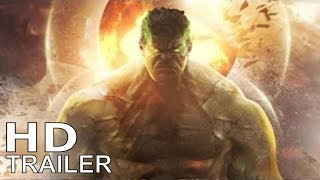 HULK 3 WORLD WAR HULK Mark Ruffalo Concept Trailer Marvel [HD]