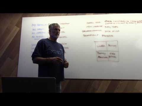 Zootopia -- Dramatica Users Group Narrative Analysis