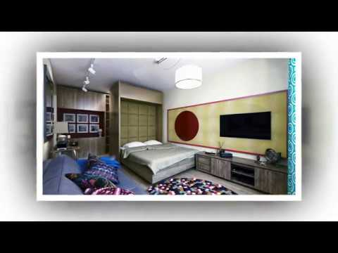 Top Designs 2016: Bedroom And Living Room In One Space