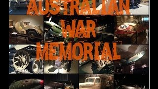 Australian War Memorial - Awesome Museum With Tanks, Aircraft & More