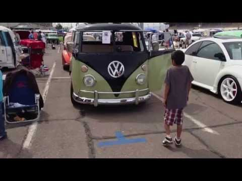 1966 Volkswagen Type 2 Double Cab Bus, Fully Restored, Kombi, Pick-up, Transporter