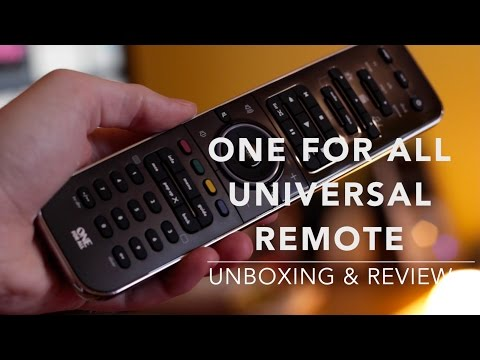 Urc7960 One For All Universal Remote Review