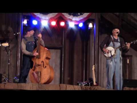 Krazy Kirk and the Hillbillies 3rd show 4/23/17 @ Knott's