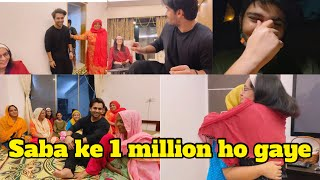 Midnight Celebration | 1M Ki Icecream | Shoaib Ibrahim | Ibrahim Family