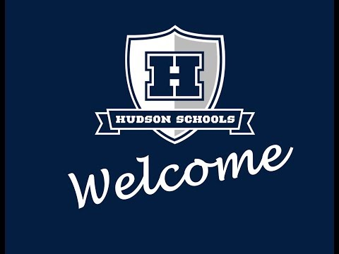 Welcome to the Hudson School District!