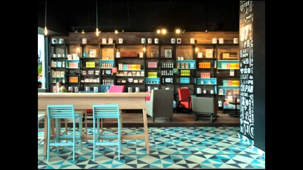 Elegant Amazing Cafe Interior Design U0026 Decoration Ideas!! Wow!! You Must See!!