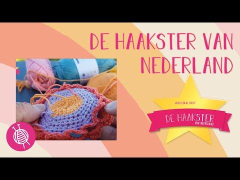 De haakSTER van Nederland | 1 Bloem | Aflevering 3