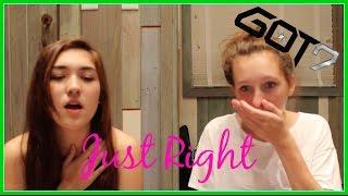 GOT7 - 딱 좋아 (Just Right) | MV Reaction