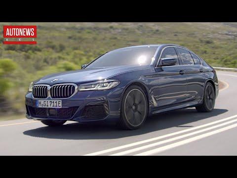 BMW 5 серии (2021): что нового? Цены и все подробности!
