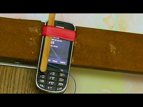 Thumbnail: How to Turn Mobile Phone into an Early Warning System