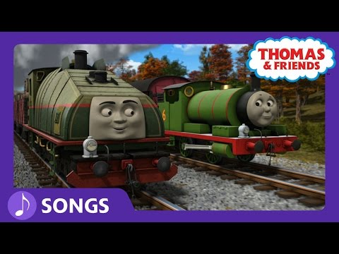 Our Tale of the Brave Song  Steam Team Sing Alongs  Thomas & Friends