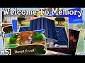 Welcome to Memory - Animal Crossing New Leaf Welcome Amiibo Live Stream - Ep. 51