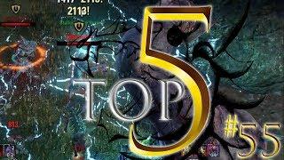 Stamina Pet Sorc is AMAZING ⚔ Top 5 PvP Battles #55 - ESO - Scalebreaker