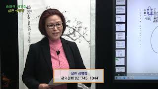 이름이 운명을 바꾼다!  『실전 성명학』 제12부