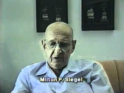 Vatican control of World Health Organization population policy: An interview with Milton P. Siegel