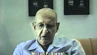 Vatican control of World Health Organization population policy: an interview with Milton P Siegel