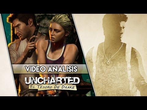 Vídeo-Análisis/Review | UNCHARTED: EL TESORO DE DRAKE [versión Nathan Drake Collection para PS4]