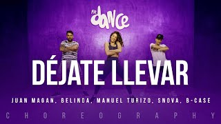 Dejate Llevar - Juan Magan, Belinda FitDance Life (Coreografia) Dance Video