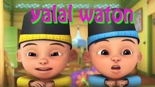 Upin Ipin Yalal Waton sholawatnabi sholawatanak