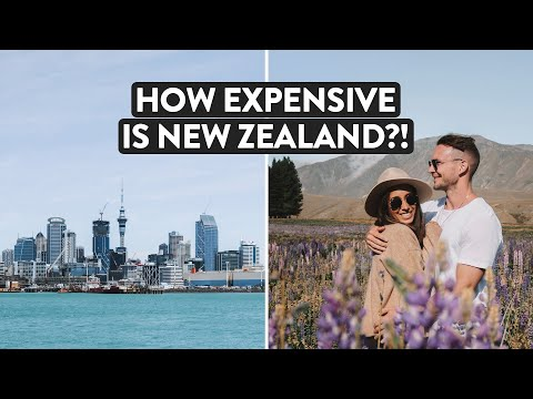 Cost of Living In New Zealand & Travel Budget Prices