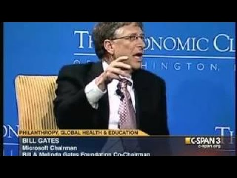 Bill Gates on His Career at Microsoft, Education and Health Care Interview (2017)